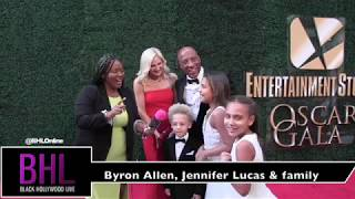 Byron Allen at  Entertainment Studios Oscar Gala 2019