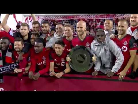 Match Highlights: Montreal Impact at Toronto FC - October 15, 2017