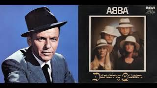 Frank Sinatra sings