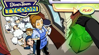 MaxxGames - Let's Play - DinerTown Tycoon