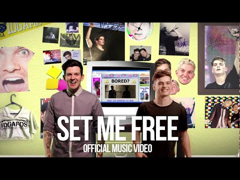 Dillon Francis & Martin Garrix - Set Me Free (Official Music Video)