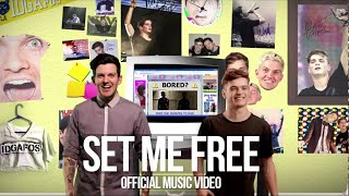 dillon francis martin garrix   set me free official music video