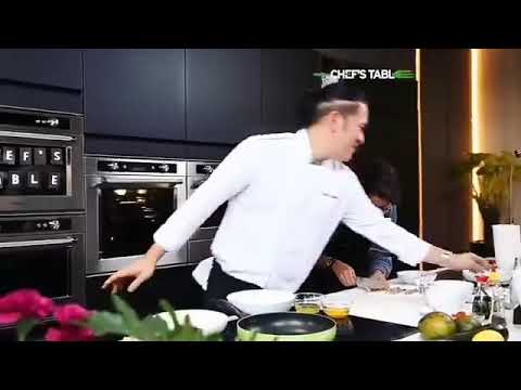 Iqbaal - vanesha Bloopers chef's table