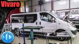 Opel Vivaro на обслуживании | Часть 1