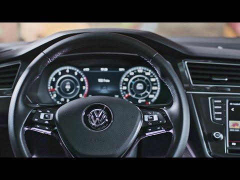 INTERIOR: 2016 Volkswagen Tiguan