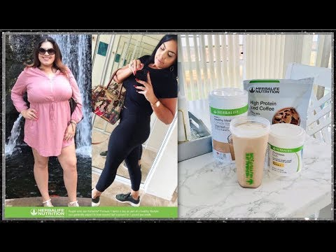 What I Eat In A Day To Lose Weight | Herbalife Nutrition | Weight Loss Journey!