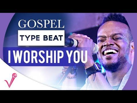 "Travis Greene Type Beat 🙏  ""I Worship You"" Ft. William McDowell (Emotional GOSPEL Instrumental)"