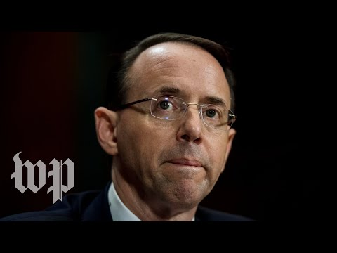 What Rosenstein's departure would mean for the Mueller probe