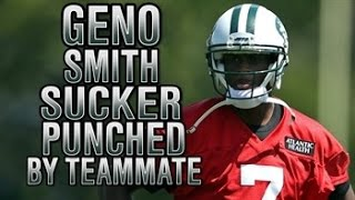 Same. Old. Jets! QB Geno Smith Jaw Broken After Getting Punched /Out 6-10 weeks
