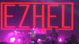 Ezhel - Kazıdık Tırnaklarla (Zeytinli Rock Festivali 2018) HD Video