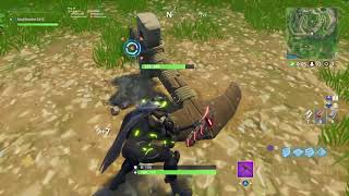 Secret pirate hook in Fortnite