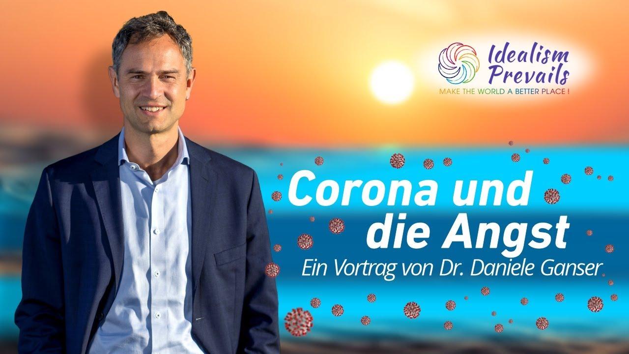Dr. Daniele Ganser: Corona und die Angst (Vortrag) - YouTube