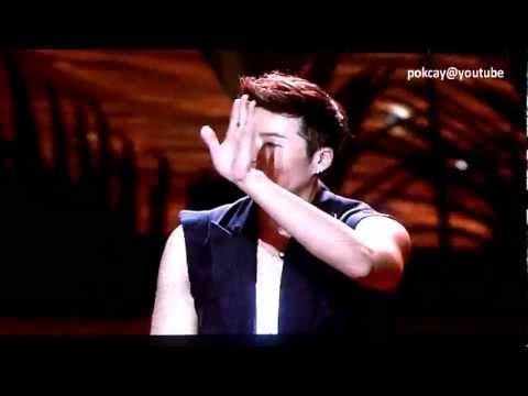 [130309] SS1 (Eru+Hyorin) - Kemesraan (Music Bank Jakarta)