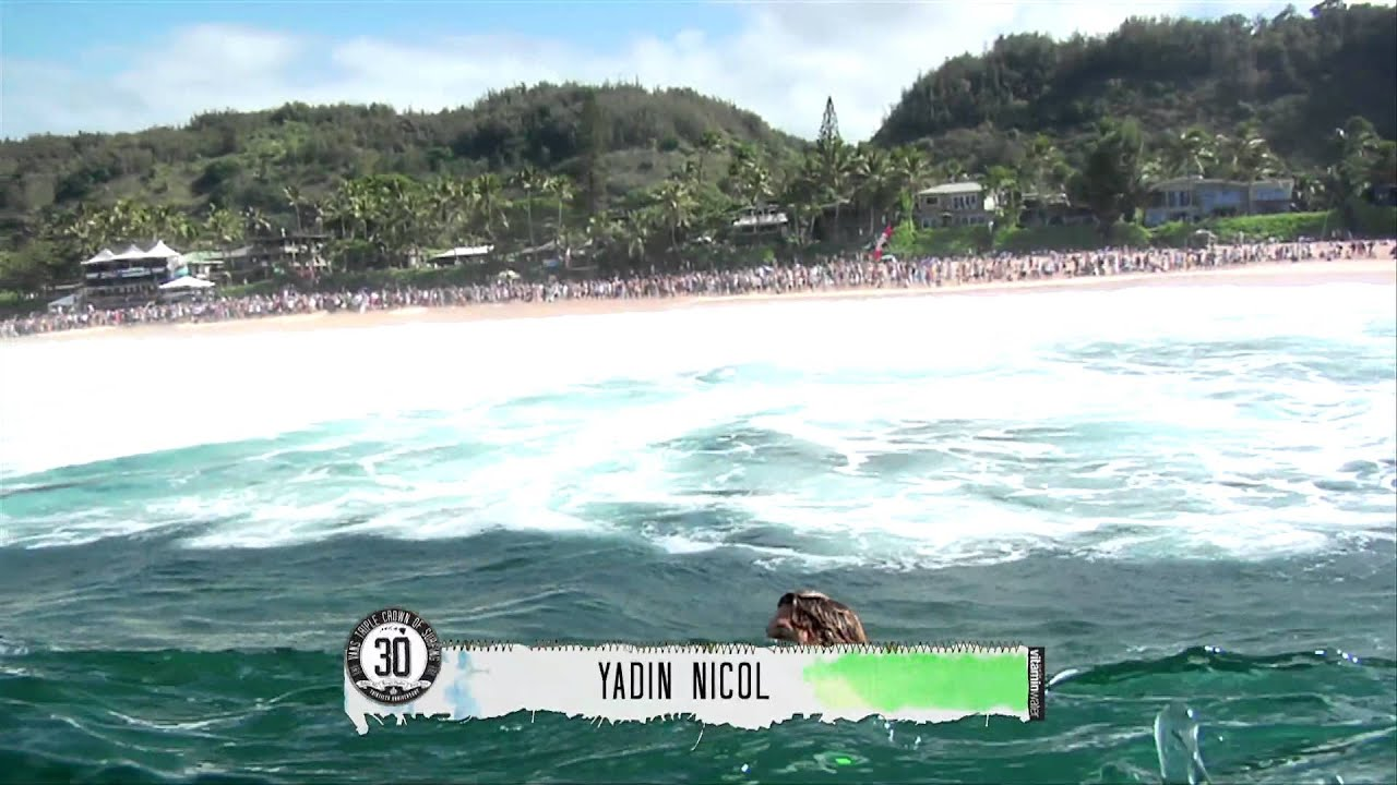 43c76864d7 Final Day Highlights - 2012 Billabong Pipe Masters - YouTube
