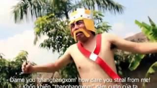 coc funny video ll new fun video 2016