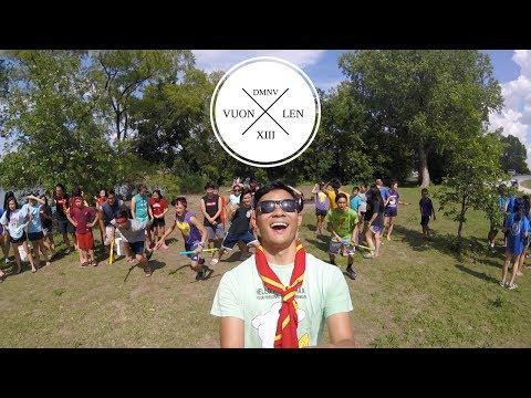 DMNV Doan Camp 2K17  Christine Nguyen