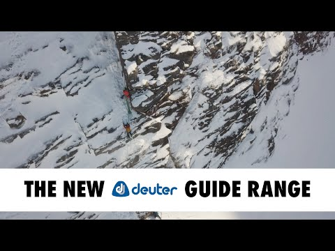 [The New Deuter Guide Range]