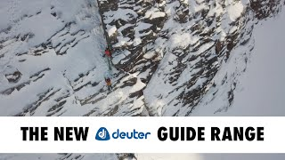 The New Deuter Guide Range