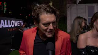 Halloween Los Angeles Premiere - Itw Jason Blum (official video)