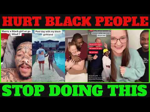 |NEWS| HURT BLACK PEOPLE STOP DOING THIS✔
