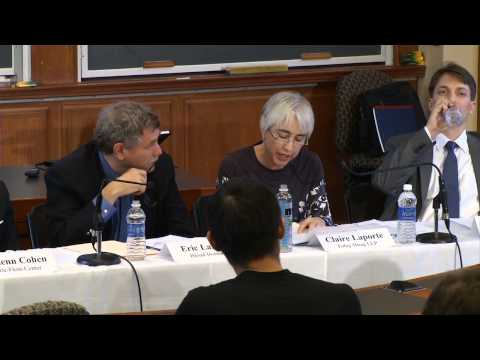 Panel on gene patenting, the Supreme Court