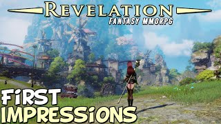 "Revelation Online 2020 First Impressions ""Is It Worth Playing?"""