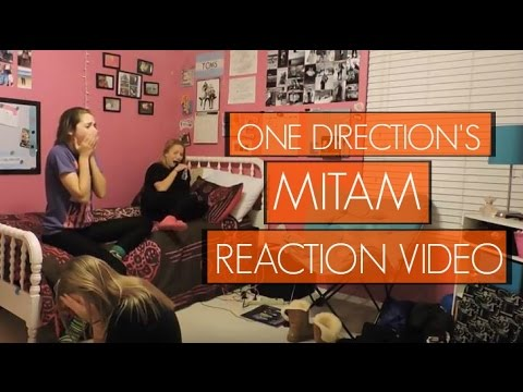 ONE DIRECTION's Made in the A.M REACTION VIDEO