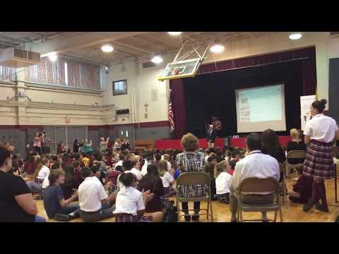 Hoboken Catholic Academy Designated as 2017 Blue Ribbon School
