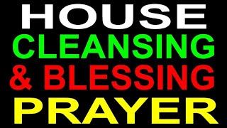 (EVIL SPIRIT Eviction Notice BELOW) 2-Hour HOUSE CLEANSING & BLESSING PRAYER by Brother Carlos