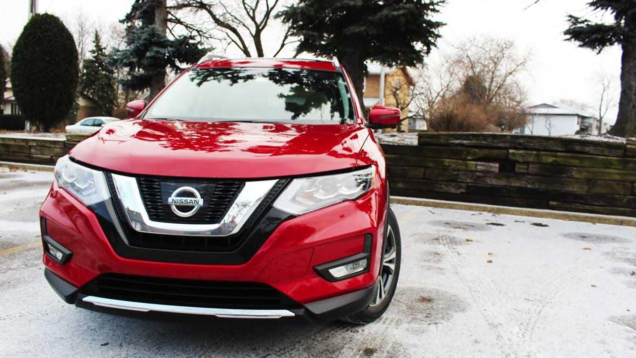 """2017 Nissan Rogue Hybrid: на каждого найдется свой """"рог"""""""