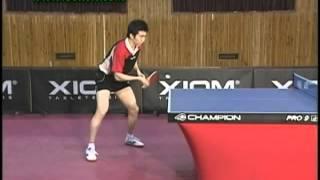Treinamento - Ryu Seung Min - 13 FH & BH Combo