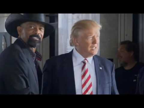 Kim Clement Prophecy Donald Trump and Sheriff Clark