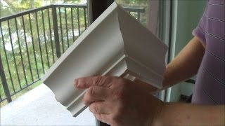 Crown Molding Trim Installation Tricks: How to Use Inside and Outside Corner Templates
