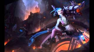 Repeat youtube video Jinx's Patch Theme Song (HQ) League of Legends