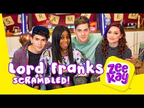 Lord Franks chooses the Winner of Fresh | Scrambled! | ZeeKay