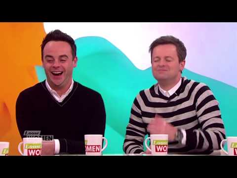 Ant & Dec - Who's The Funniest? | Loose Women