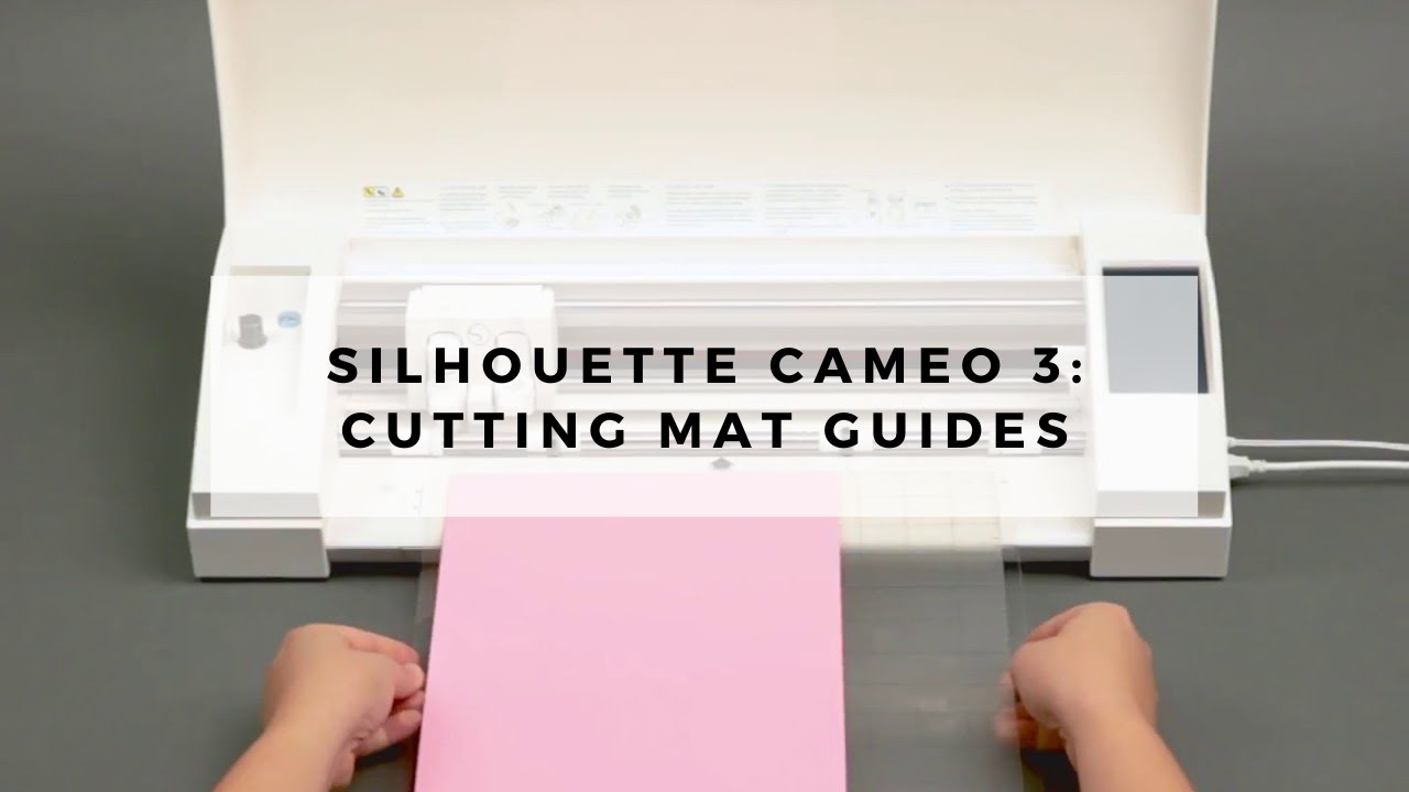 Superieur Silhouette Cameo 3 Storage   Cutting Mat Guides