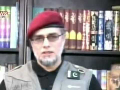 Pakistan Intelligence National Directorate of Security Talk Master Zaid Hamid