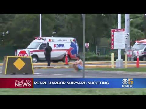 U.S. Sailor Opens Fire, Kills 2 Civilian Workers At Pearl Harbor Naval Shipyard