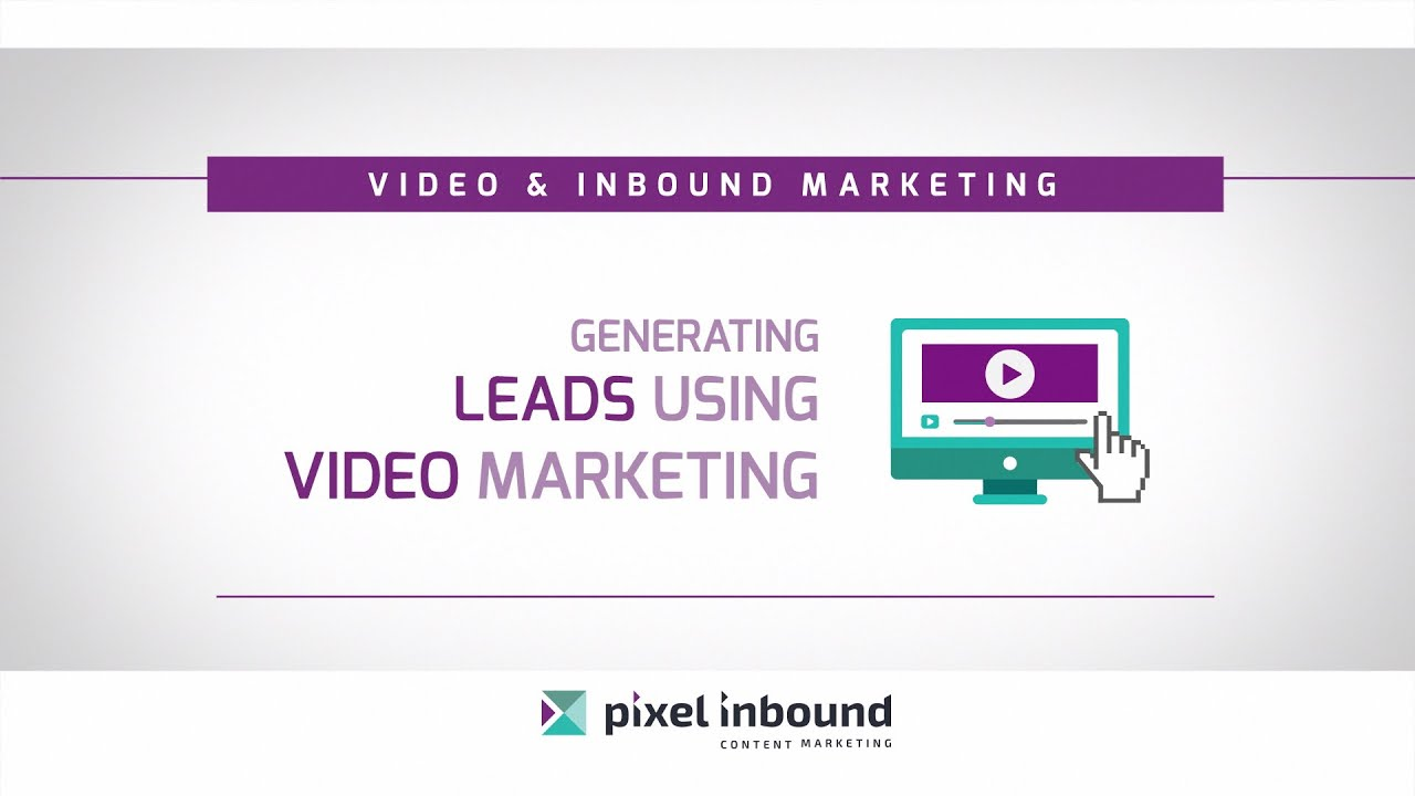 Inbound Video Marketing - Attract qualified prospects with strategic video production