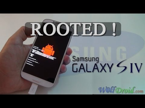 How to Root Samsung Galaxy S4 SIV [CF-Auto-Root]