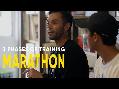 Advanced Marathon Training with Nike Running Coach Blue Benadaum | How To Run a Faster Marathon