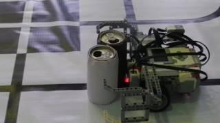 Робот в траектории (Роболига-2017, г.Уфа), 1 место