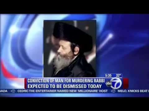 Freedom near for man convicted in 1990 rabbi murder