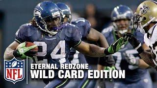 Eternal RedZone: The Best Endings in Wild Card Weekend History   NFL   DDFP