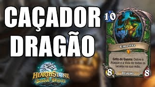 DRAGON HUNTER COM EMERISS ( Caçador Dragão ) | Hearthstone