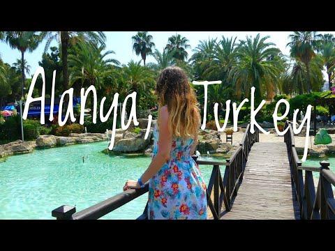 Alanya - Turkey   Summer 2019   Travel Video GoPro