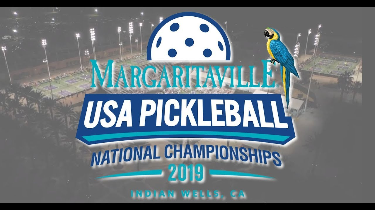 National Pickleball Tournament 2020.2019 Margaritaville Usa Pickleball National Championships Spot V2