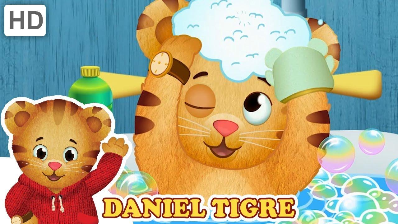 Daniel Tigre Em Portugues O Que Fazemos No Banheiro Videos