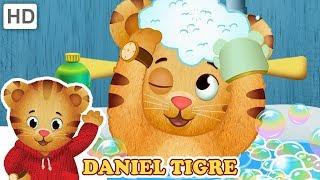 Daniel Tigre em Português 🛁 O Que Fazemos no Banheiro | Vídeos para Crianças thumbnail